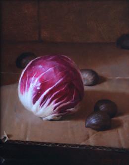 Radicchio and Chestnuts