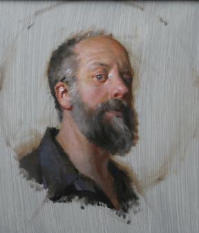 Callowhill Self Portrait
