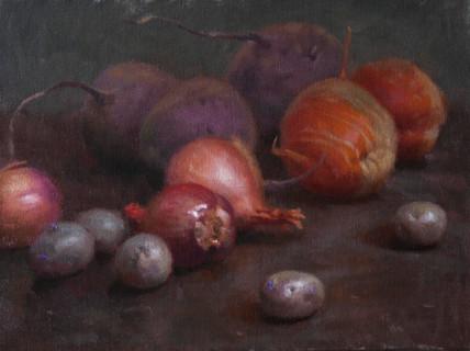 Beets and Potatoes