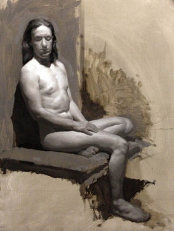 Figure Painting Demo