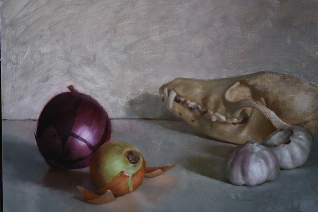 Skull and Onions