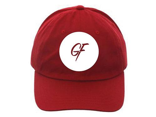 DAD CAP GF ICON - RED