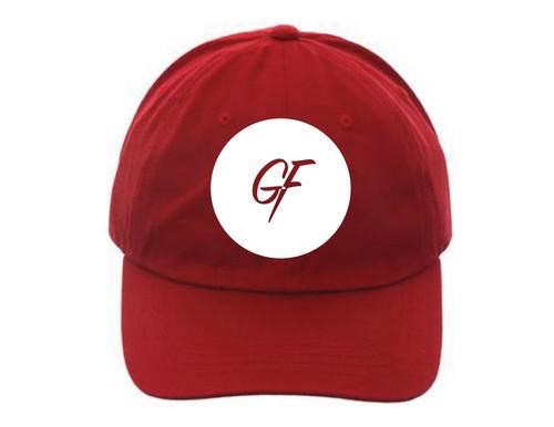 7aedcd98 DAD CAP GF ICON - RED