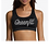 Thumbnail: GREENFIT OUTLINED BOLD MOVES BRA