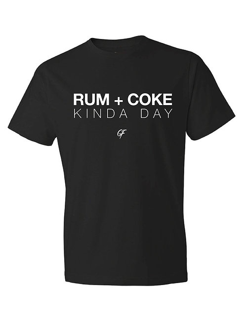 RUM + COKE