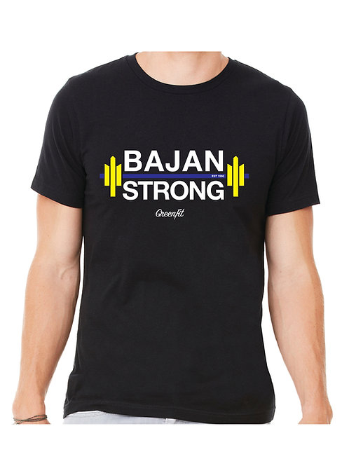 PERSONALIZE BAJAN STRONG UNISEX T-SHIRT