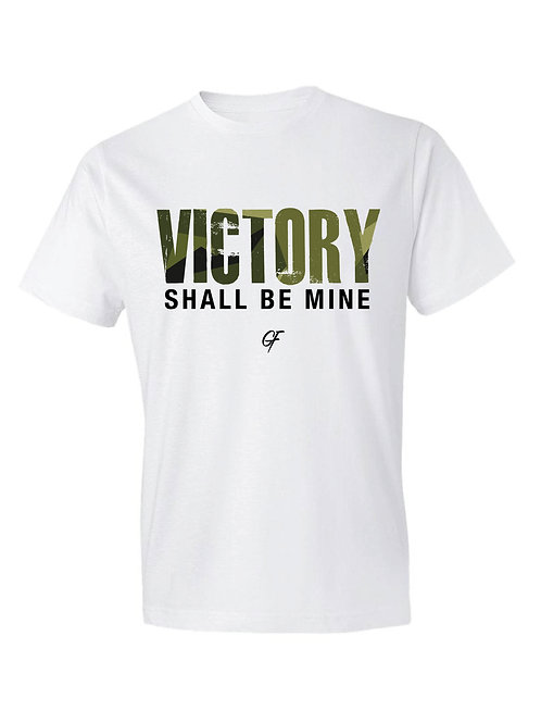 VICTORY SHALL BE MINE