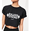 Thumbnail: PERSONALIZE BAJAN STRONG CROP TOP