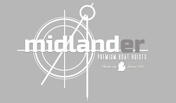 Midlander Primium Boat Hoists Made in Michigan