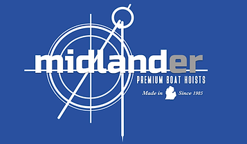 Midlander Pemium Boat Hoists Made in Michigan