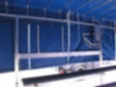 Midlander Pemium Boat Hoists Made in Michigan - Jet Ski Hoist - Mini Hoist - PWC Boat Hoist