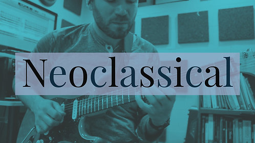 Neoclassical Etude