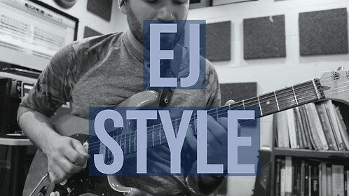 EJ Style Etude