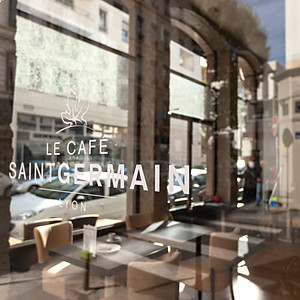 Le Café Saint Germain