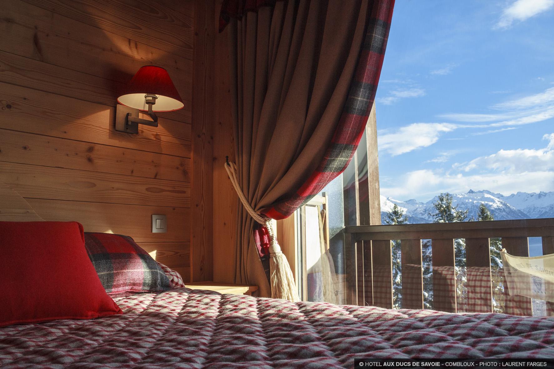 Les chambres/Bedrooms