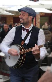David DEFRESNE - Banjo, Chant - Le Trio Dakoté