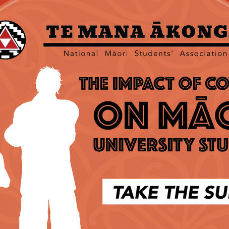 How are Māori Uni students being impacted by COVID-19? Te Mana Ākonga conduct study to find out