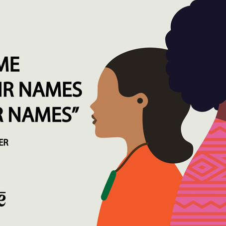 Opinion: His name, are their names, are our names.