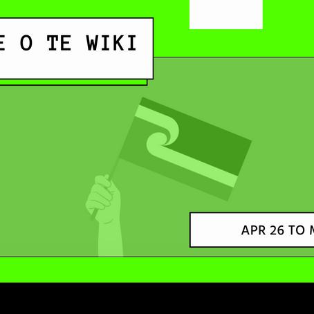 Karere o te Wiki - Apr 26 to May 2