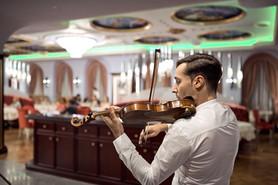 Скрипач соло