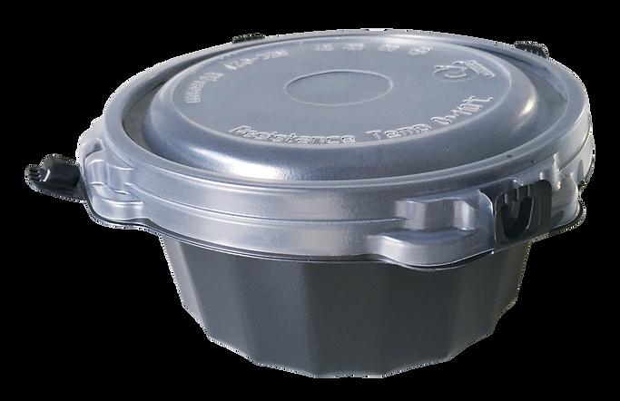 ouchide-kantan.jp 1200ML おうちでかんたん画像 |「おうちでかんたん」はロック機能・液漏れ防止機能付き、電子レンジ対応のテイクアウト&デリバリー向けのプラスチック製食品包装容器です。ラーメン向け。
