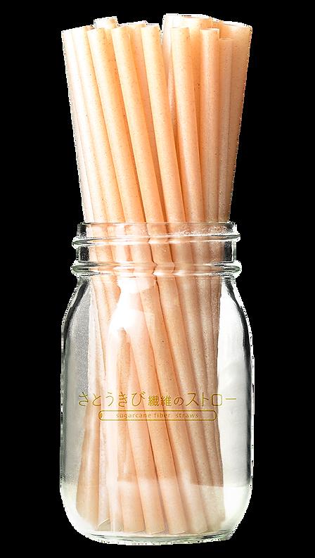 シュガーケインファイバー 画像 | sugarcanefiber.jp | さとうきび繊維のストロー| 生分解性ストロー| サスティナブル | エコストロー