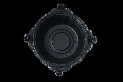 ouchide-kantan.jp 900ML 本体 |「おうちでかんたん」はロック機能・液漏れ防止機能付き、電子レンジ対応のテイクアウト&デリバリー向けのプラスチック製食品包装容器です。ラーメン向け。
