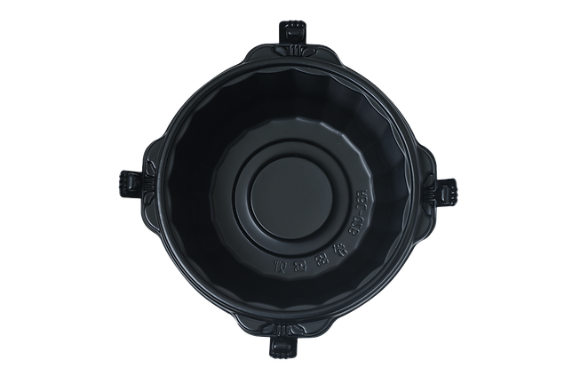 ouchide-kantan.jp 本体 おうちでかんたん画像|「おうちでかんたん」はロック機能・液漏れ防止機能付き、電子レンジ対応のテイクアウト&デリバリー向けのプラスチック製食品包装容器です。ラーメン向け。
