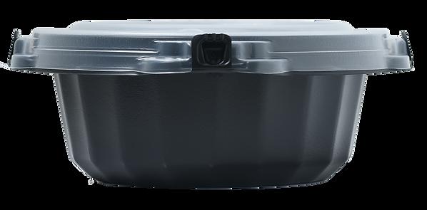 ouchide-kantan.jp 900ML おうちでかんたん画像 |「おうちでかんたん」はロック機能・液漏れ防止機能付き、電子レンジ対応のテイクアウト&デリバリー向けのプラスチック製食品包装容器です。ラーメン向け。