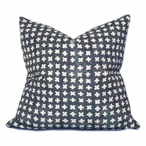 TikTakToe Twist Pillow