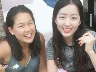 Gillian Yu Jia Shenさん、Chae Young Youさん来研