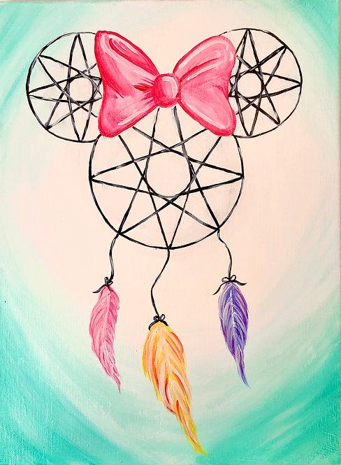 Minnie Dreamcatcher