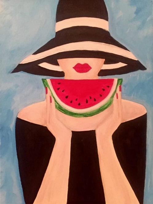 Watermelon Chic