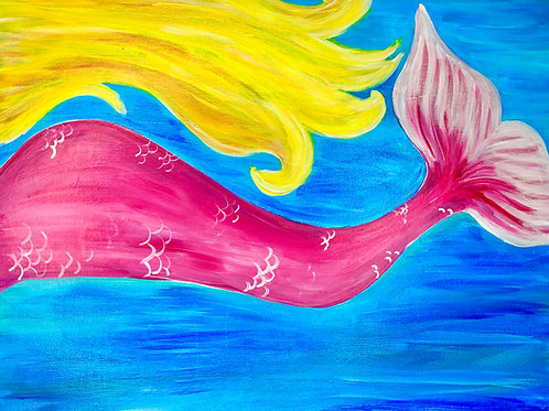 Design Your Own Mermaid Tail