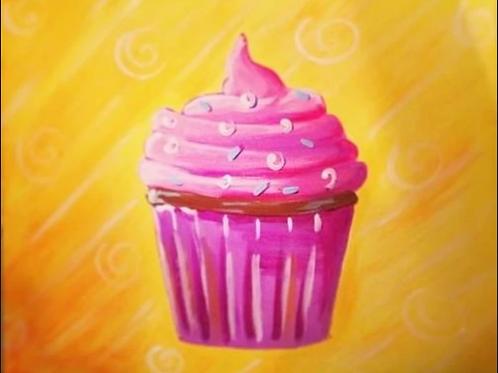 Design Your Own Cupcake
