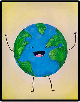 Earth Day KIDS PAINTING Event at The Mall at Wellington Green-  Apr 21 @ 4:30pm