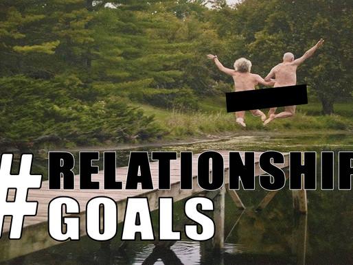 Week 4- #RelationshipGoals
