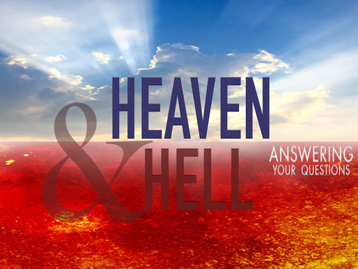 Heaven and Hell Week-7