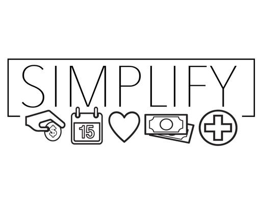Simplify Week - 3