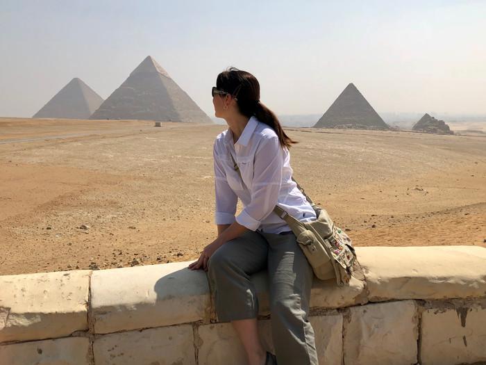 Egypt Day 3: Dream Fulfilled