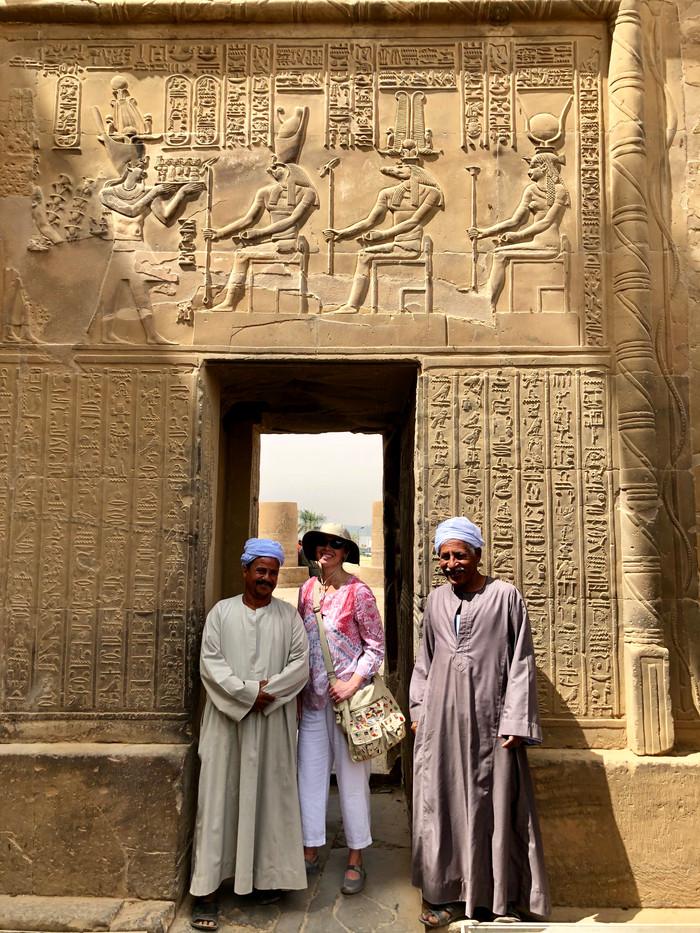 Egypt Day 5: Kom Ombo and Edfu