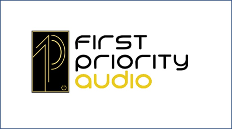 First Priority Audio Logo