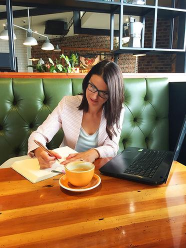 Hamilton copywriter - Hannah McCreery
