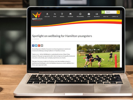 Client story: Sport Waikato
