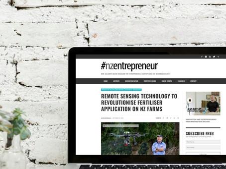 Client story: NZ Entrepreneur