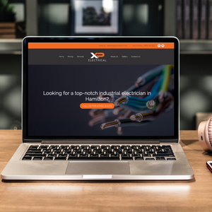 Website content - XP Electrical