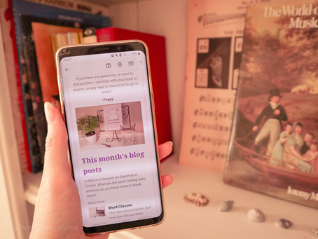 Author Newsletters: What are they, and why have one?