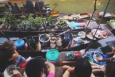 Mercado barco