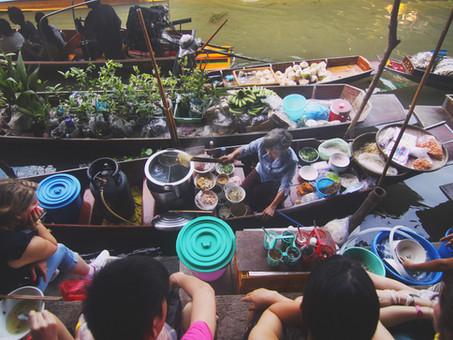 エデンの東:タイのベストマーケット