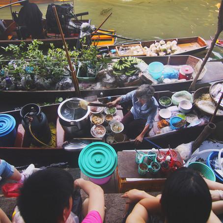 Im Paradies - die besten Märkte Thailands